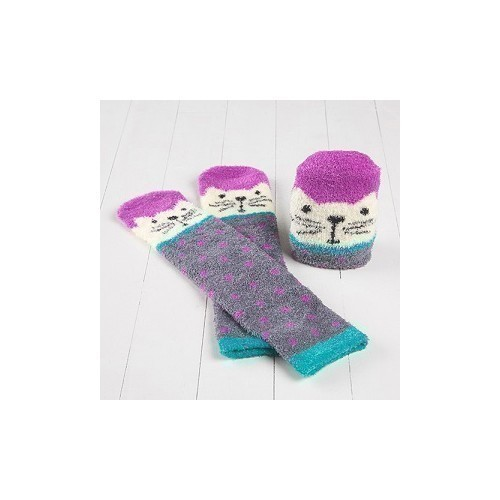Cat Cozy Socks Thumbnail