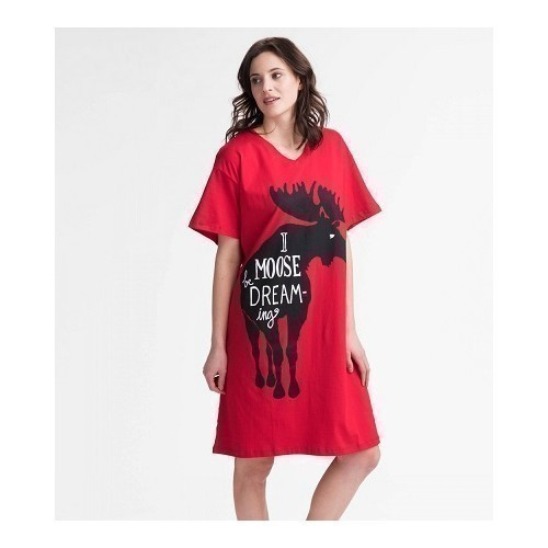I Moose be Dreaming Women's Sleepshirt  Thumbnail