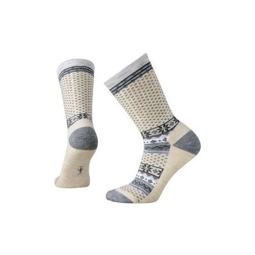 Women's Cozy Cabin Crew Socks Thumbnail