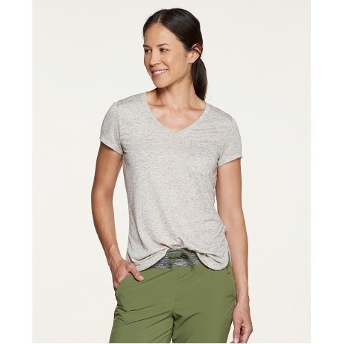 Women's Ember Short-Sleeve Pocket V-neck Tee Thumbnail