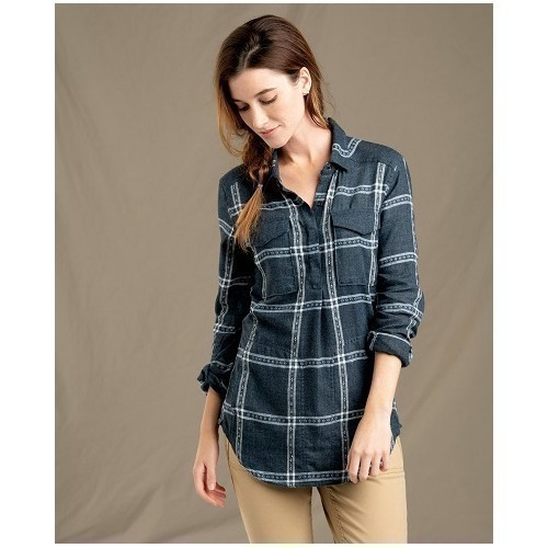 Women's Cairn Popover Long-Sleeve Shirt Thumbnail