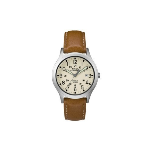 Expedition Scout Cream Dial Mid-size Watch Thumbnail