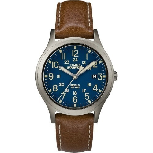 Expedition Scout Blue Dial Mid-size Watch Thumbnail
