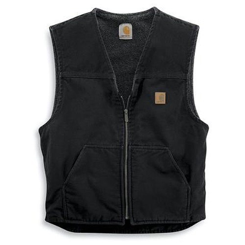 Tall Sandstone Rugged Vest/Sherpa Li Thumbnail