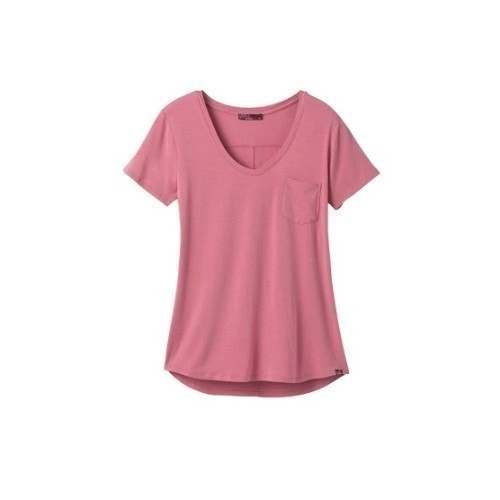Women's Foundation Short-Skeeve V-neck Top Thumbnail