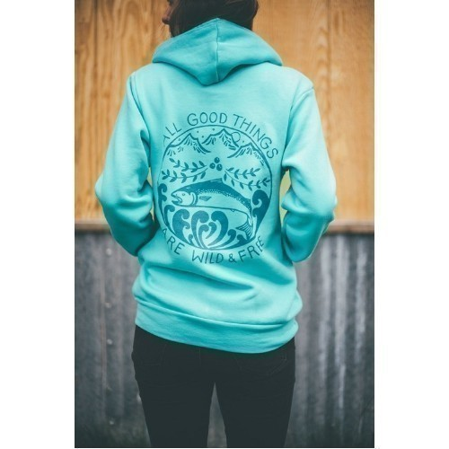 Wild and Free Zip Up Thumbnail