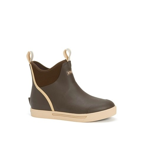 Brown Wheelhouse Ankle Deck Boot Thumbnail