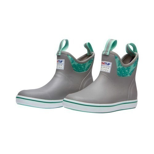 Women's Salmon Sisters 6 in Ankle Deck Boot Thumbnail