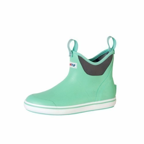 Women's Seafoam Ankle Deck Boot Thumbnail